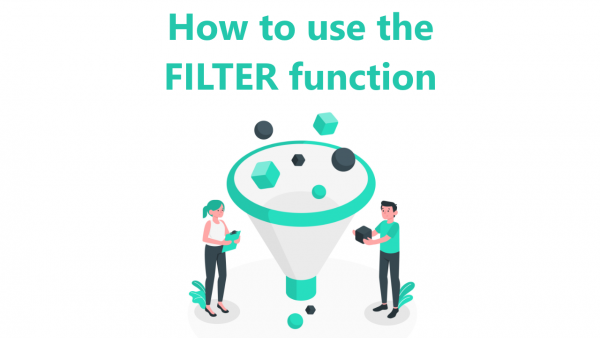 FILTER function Cover