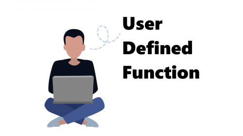 User Defined Function Cover